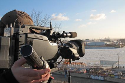 TV-Kamera